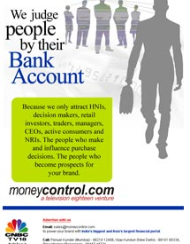 We judge people by their bank account